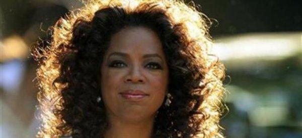 Oprah Winfrey: Elle affirme avoir été victime de racisme en Suisse