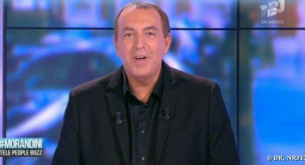 Jean-Marc Morandini: Il pourrait être déprogrammé dès lundi prochain et remplacé par Cauet