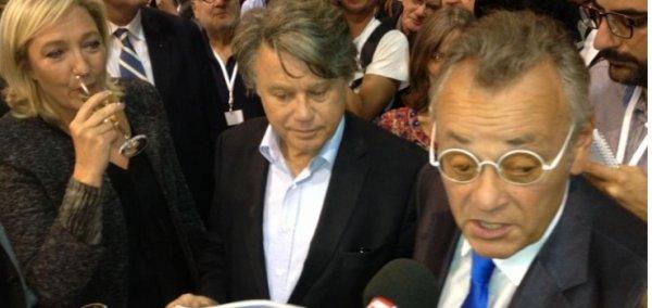 Jean Roucas: L'ancien imitateur du Bébêtte Show rejoint le Front national