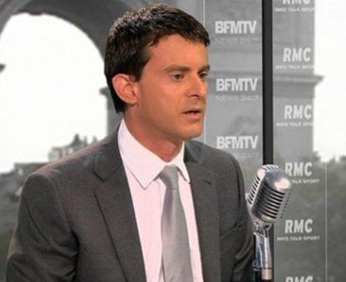 Manuel Valls: Il aurait menacé de démissionner en cas de retour en France de Léonarda