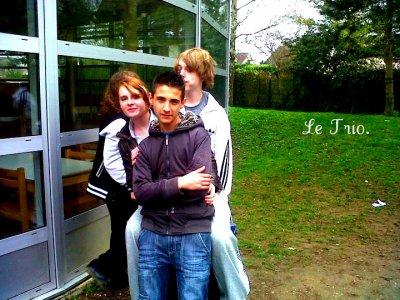 le trio le plus comique que je connait