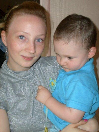 moiiiii et mon fils :p
