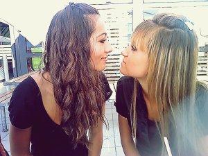 Noémie & Adeline sa ne rhime plus qu'a une (♪) ♥