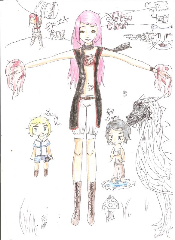 Fan-art Fairy Tail