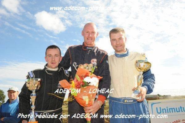 Champion de l'ouest 2013 d'autocross