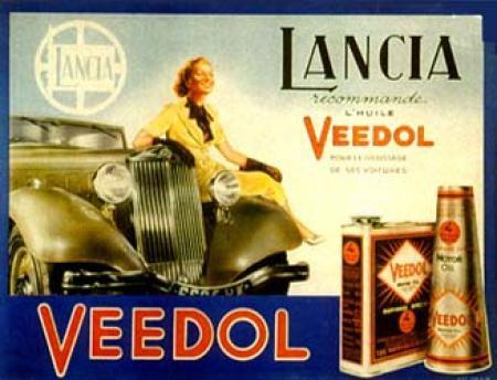 Veedol & LANCIA