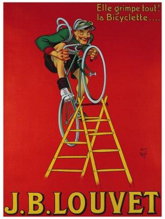 CYCLES  LOUVET