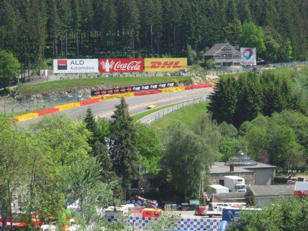 Sortie du dimanche !!! Spa Francorchamps