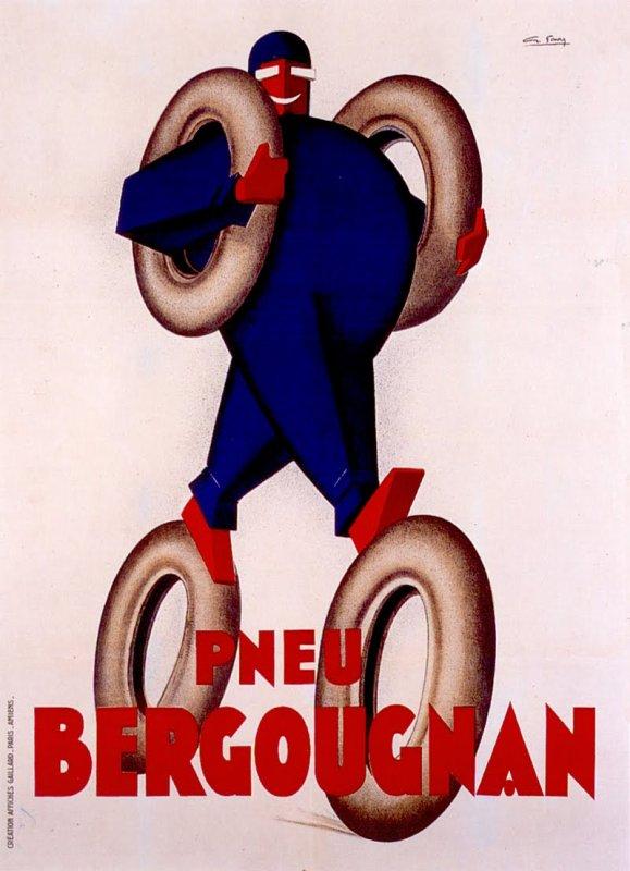 ARTISTE ****** G.  FAURE ********  pour BERGOUGNAN
