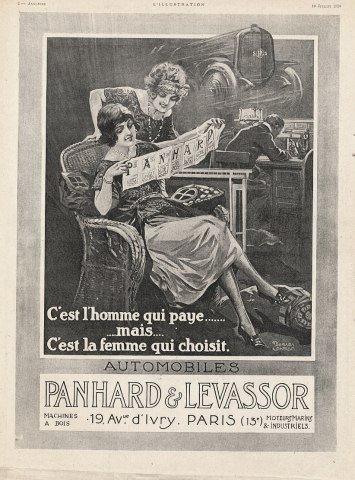 PANHARD  & LEVASSOR