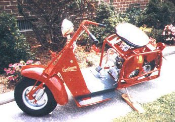 Moto CUSHMAN Civile