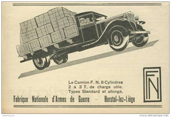F.N. ( Fabrique Nationale )