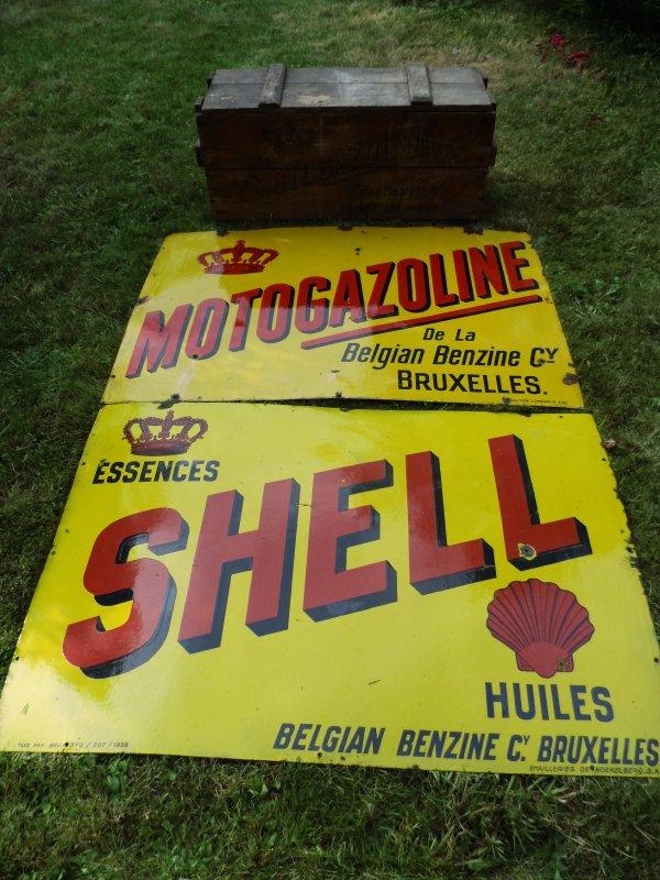 MOTOGAZOLINE / SHELL