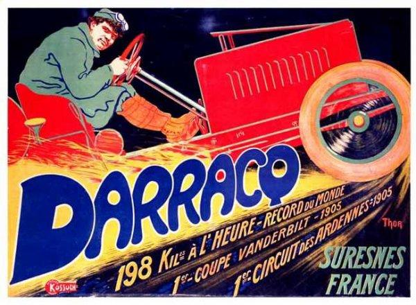 Constructeur Darracq