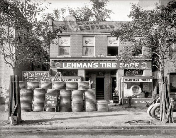 Pompes à essence et garages