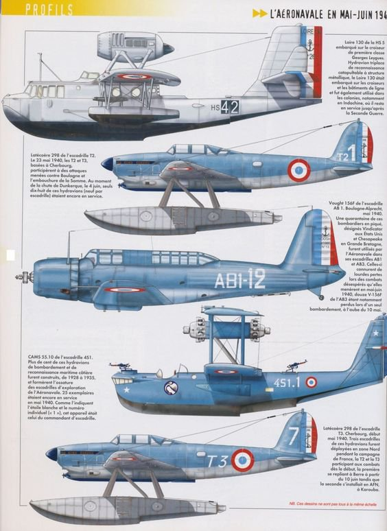LES AS DE L'AVIATION WW 2