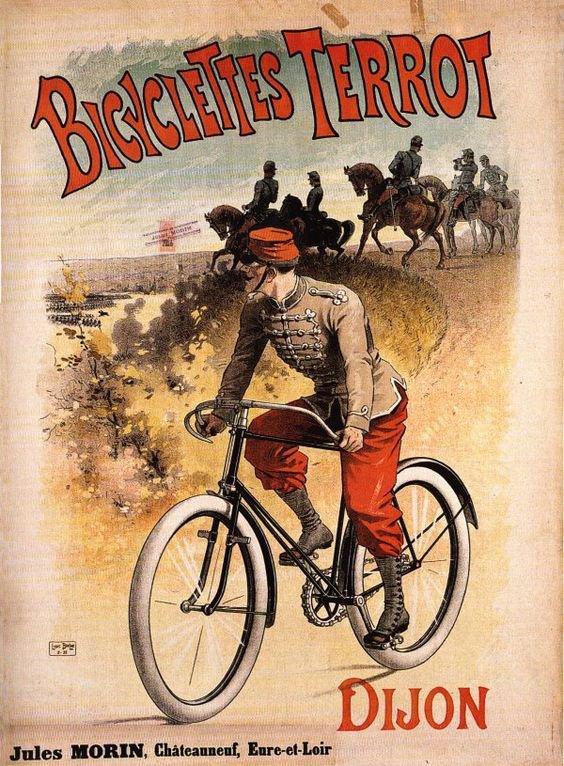 Vélos et Motos TERROT