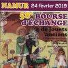 Bourse De Namur Toy Show 2019