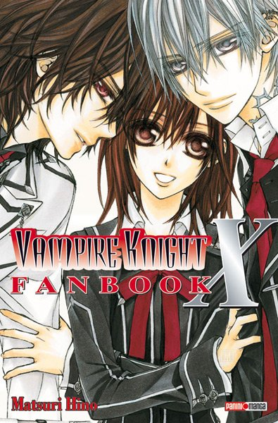 Fanbook de vampire knight