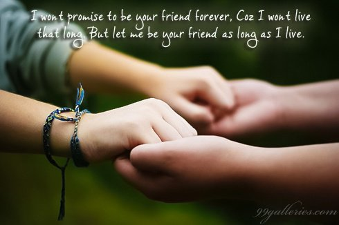 des amis