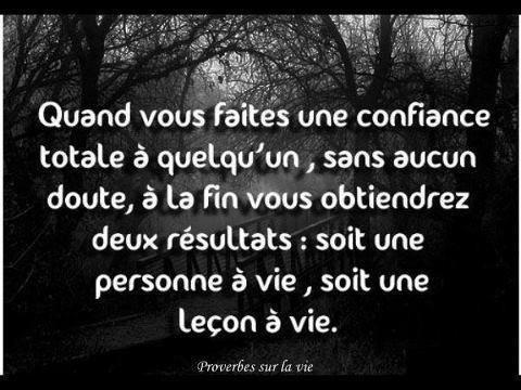 Confiance