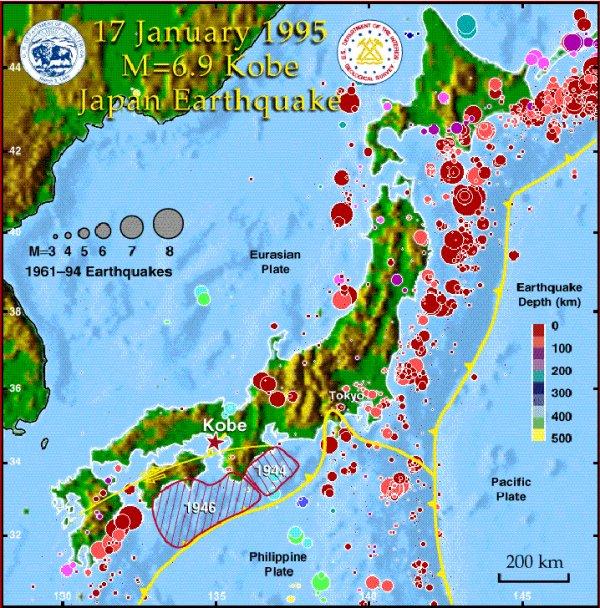 Répliques sismiques
