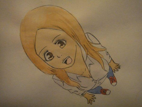 Chibi Orihime ♥