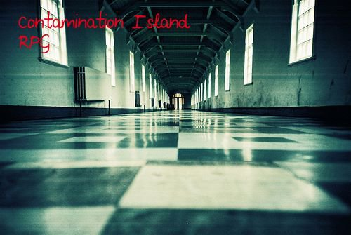 Contamination Island RPG