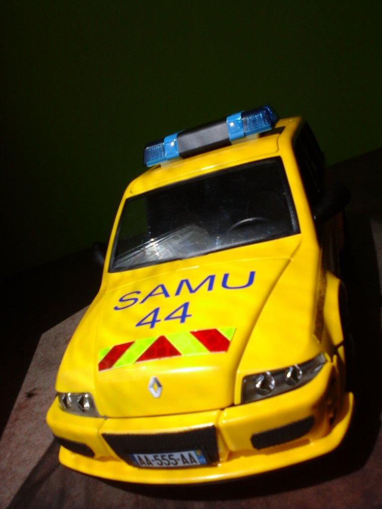 SAMU44 playmobil