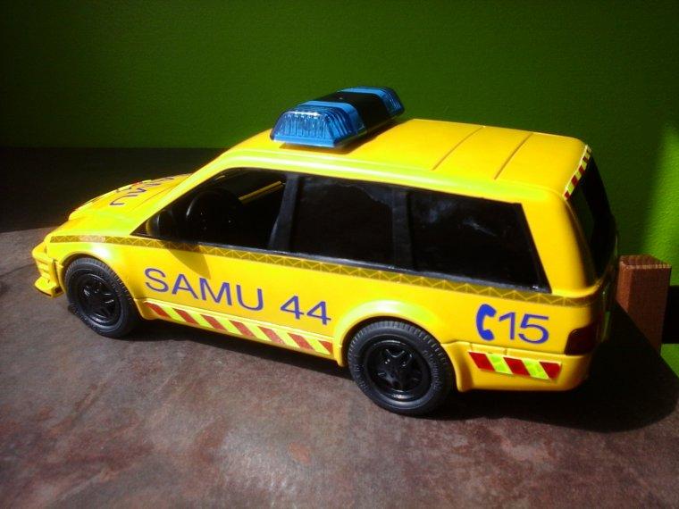 Samu44 playmobil passion - Playmobil samu ...