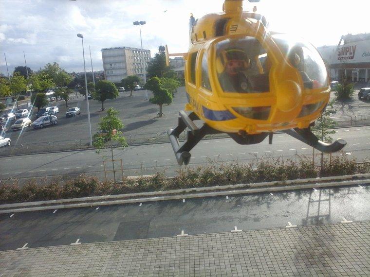 EC135 SAMU