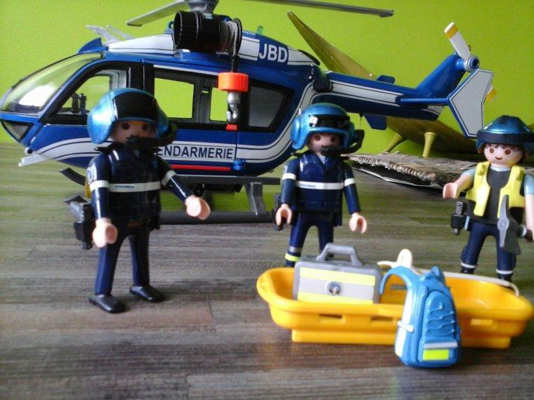 EC145 gendarmerie