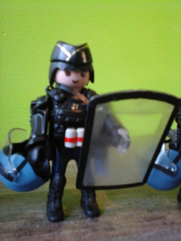 nouveaux gendarmes mobiles