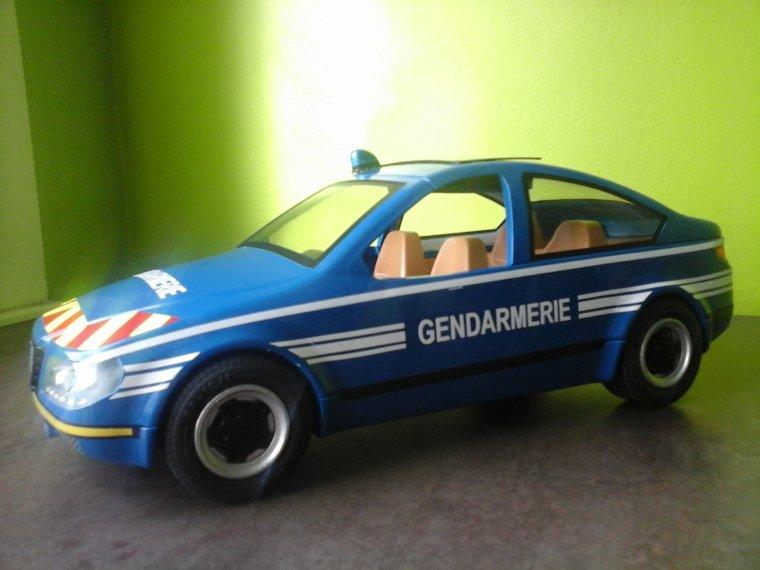 gendarmerie playmobil