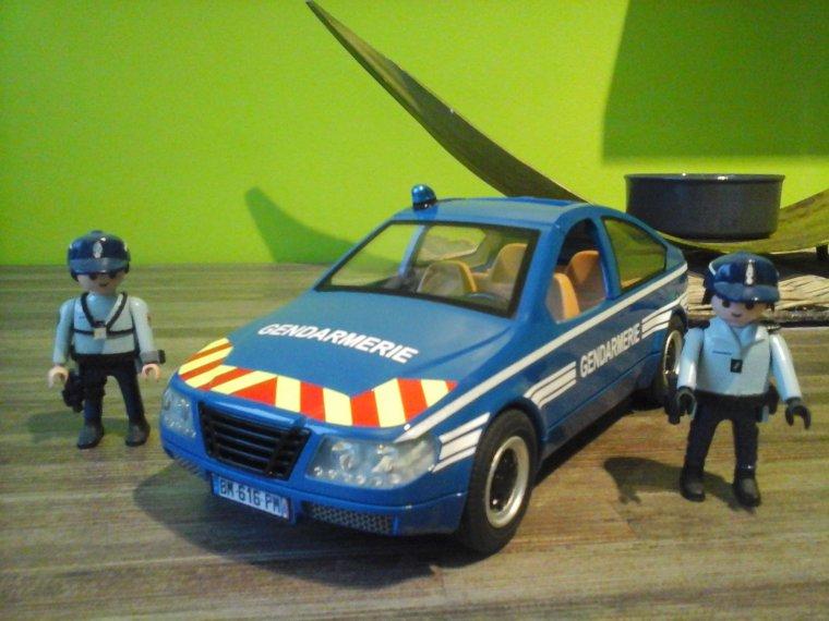 Gendarmerie playmobil passion - Playmobil samu ...