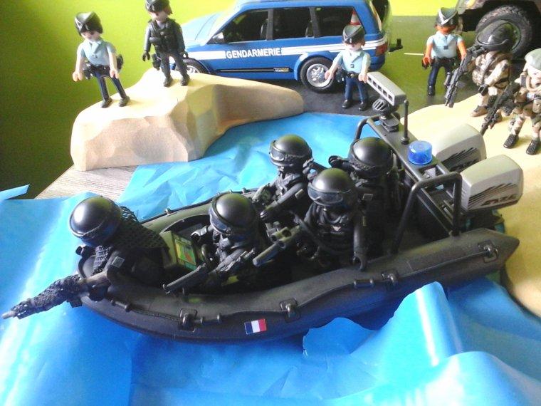 forces spéciales et gendarmerie