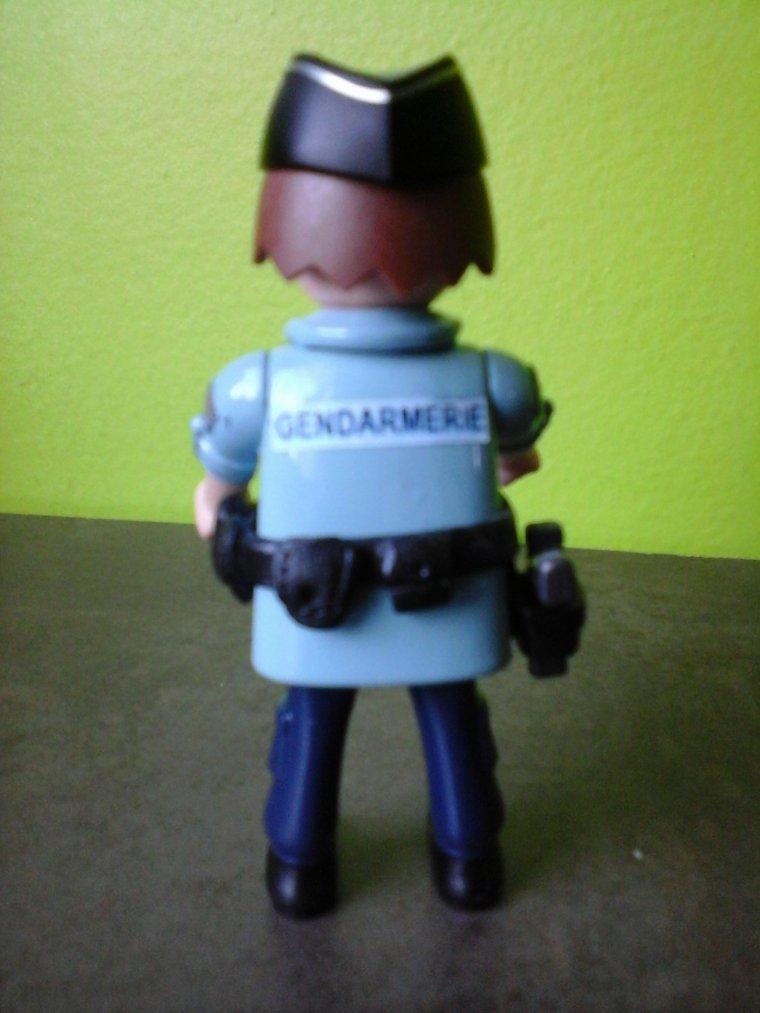 gendarmes playmobil customs