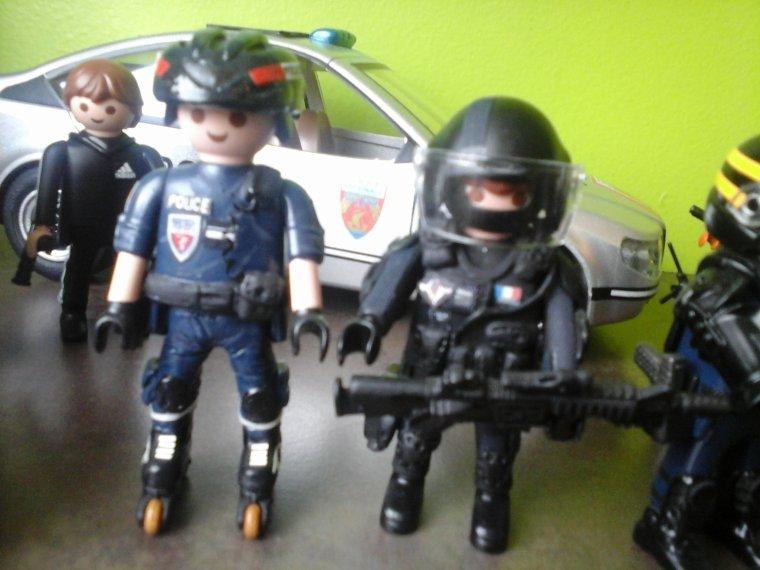 la police dans tous ses états