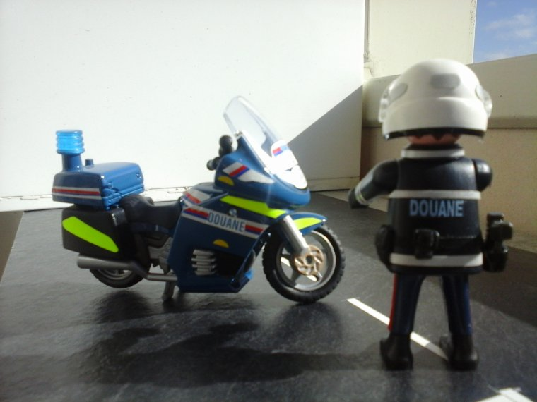 motards