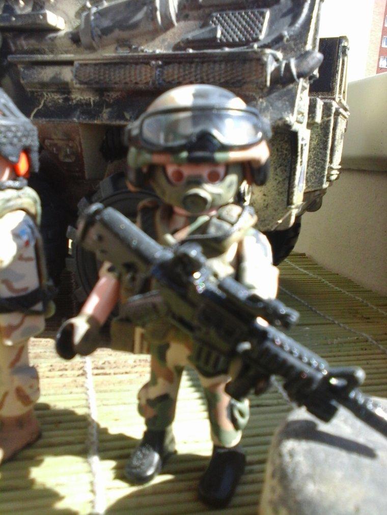 blindé légion étrangère