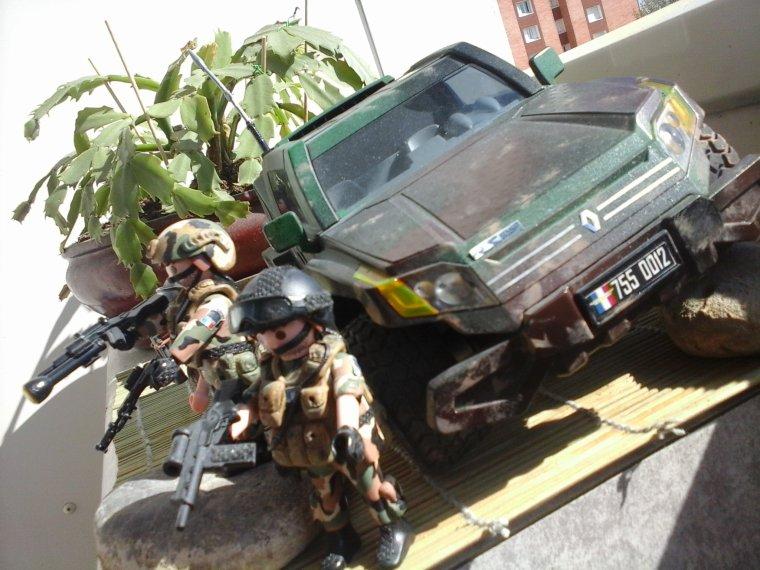 4X4 légion étrangère