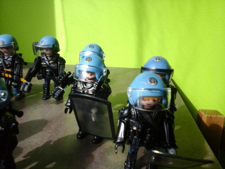 nouveau gendarme mobile