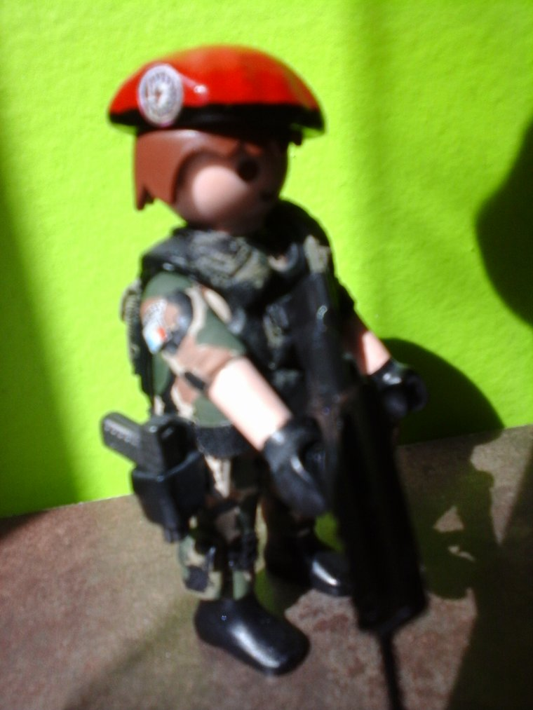 militaires playmobil