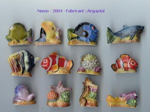 Série complète  Némo  2004  Prime