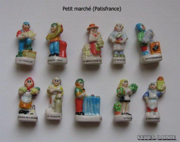 Série complète  Le petit marché  1999  Prime