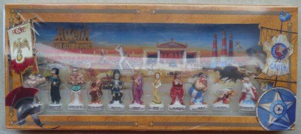 Série complète  Astérix aux jeux olympiques 2008  Arguydal