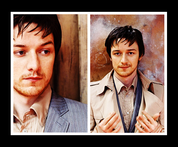 Acteurs - James McAvoy