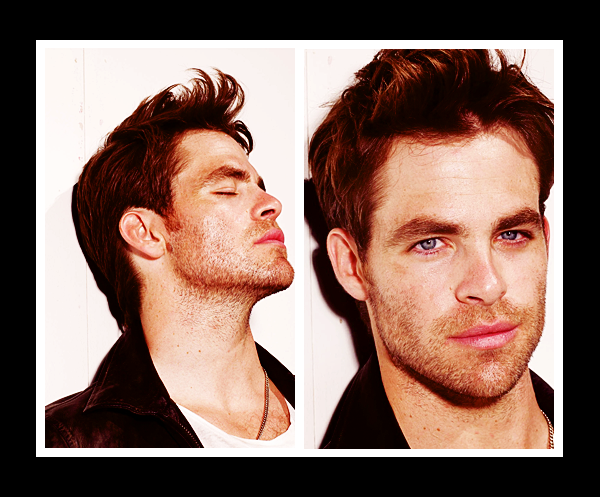 Acteurs - Chris Pine