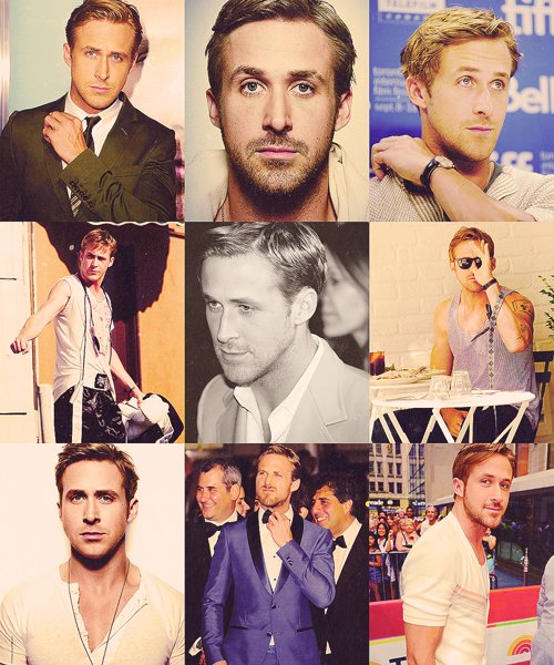 Acteurs - Ryan Gosling