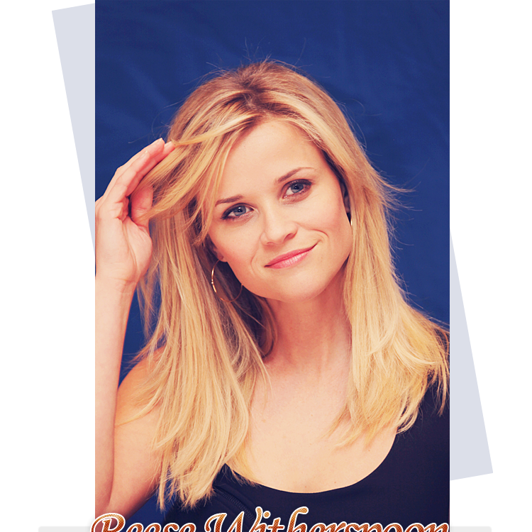 Actrices - Reese Witherspoon
